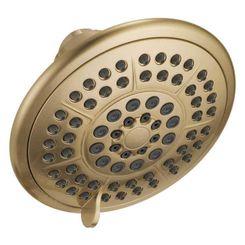 Click here to see Delta RP78575CZ Delta RP78575CZ Universal 5-Setting Raincan Shower Head - Champagne Bronze