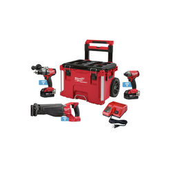 Click here to see   Milwaukee 2796-22PO M18 FUEL Hammer Drill and Hex Impact Driver Kit w/ ONEKEY