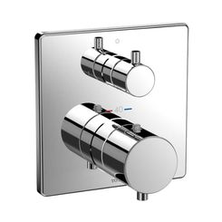 Click here to see Toto TBV02404U#CP Toto TBV02404U#CP Polished Chrome Thermostatic Valve w/ 2-Way Diverter Trim
