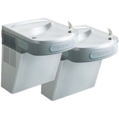 Click here to see Elkay EZSTL8SC Elkay EZSTL8SC Versatile Cooler - Bi-Level, Non-Filtered, 8 GPH, Wall Mount, ADA, Stainless