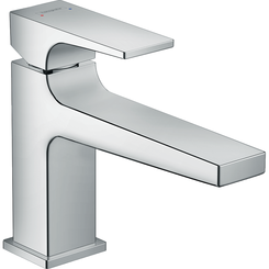 Click here to see Hansgrohe 32505001 Hansgrohe 32505001 Metropol Single-Hole Faucet 100 with Lever Handle, Chrome