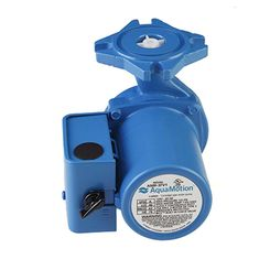 Click here to see Aquamotion AMR-3FV1 AquaMotion AMR-3FV1 Circulator Pump, 3 Speed with Check Valve, Cast Iron