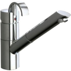 Click here to see Elkay LK7120BC Elkay LK7120BC Ferrara Single-Handle Pull-Out Kitchen Faucet