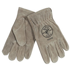 Click here to see Klein 40006 KLEIN 40006 COWHIDE DRIVER'S GLOVES LARGE