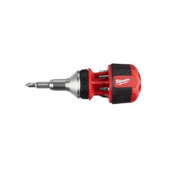 Click here to see Milwaukee 48-22-2330 Milwaukee 48-22-2330 Compact Ratcheting Multi Bit Driver