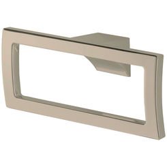 Click here to see Toto YTT903U#BN TOTO G Series Square Towel Ring, Brushed Nickel - YTT903U#BN