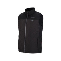 Click here to see Milwaukee 303B-203X Milwaukee 303B-203X Axis M12 Men's Heated Vest, Black, 3X