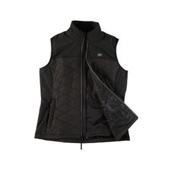 Click here to see Milwaukee 333B-202X Milwaukee 333B-202X Axis M12 Women's Heated Vest, Black, 2X