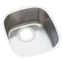 Click here to see Elkay ELUH1113DBG Elkay ELUH1113DBG Harmony Stainless Steel Single Bowl Sink Package
