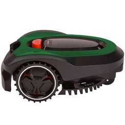Click here to see   REDBACK MowRo RM18- GREEN ROBOT LAWN MOWER WITH INSTALL KIT 28 VOLT 2.0AMP BATTERY