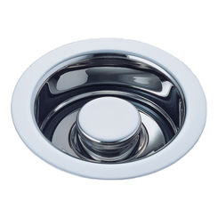 Click here to see Delta 72030 Brizo 72030 Polished Chrome Disposal And Flange Stopper