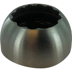 Click here to see Brizo RP60116SS Brizo RP60116SS Venuto Stainless Steel Bonnet Cap