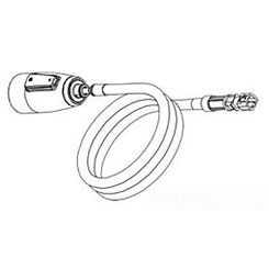Click here to see Peerless RP63202SS Peerless RP63202SS Wand And Hose - Stainless