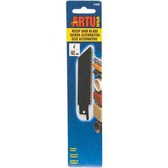 Click here to see Artu 1806 Artu 01806 Reciprocating Saw Blade, 4 in L X 3/4 in W, 12 TPI