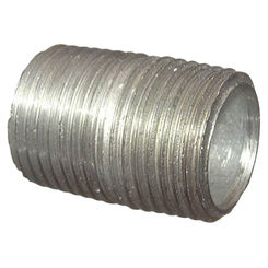 Click here to see Halex 64307 Halex 64307 Conduit Nipple, 3/4 in, Steel, Galvanized