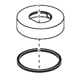 Click here to see Brizo RP90075GL Brizo RP90075GL Luxe Gold Spout Base & Gasket