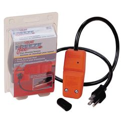 Click here to see Easyheat 10802 Easy Heat 10800 Self-Regulating Connection Kit, For Use With Freeze-Free Pipe Heating Cable, Plastic