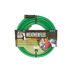 Click here to see Colorite SNWF58025 Colorite/Swan SNWF58025 Weather Flex Garden Hoses, All-Weather, 5/8 Inch x 25 Foot