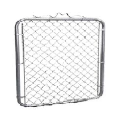Click here to see SPS Fence GTB04848 spsfence GTB04848 Walk Gate, 48 in L x 48 in H x 12.5 ga T