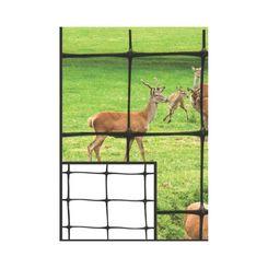 Click here to see Tenax 1096 Tenax 001096 Tenax Deer Fence, Plastic, 7-1/2 x 100 Foot