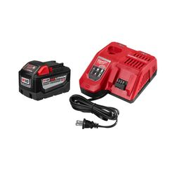 Click here to see Milwaukee  Milwaukee 48-59-1890PG M18 Fuel  Grinder Paddle Switch with Starter Kit