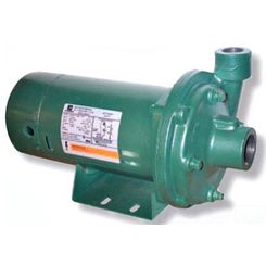 Click here to see AY McDonald 6712-004 AY Mcdonald 6712-004 1-1/2 HP 230V Centrifugal Pump, 40GPM