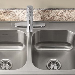 Kitchen Sink w/ Faucet Kits Image