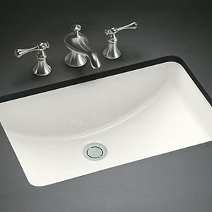 Undermount Bathroom Sinks Image