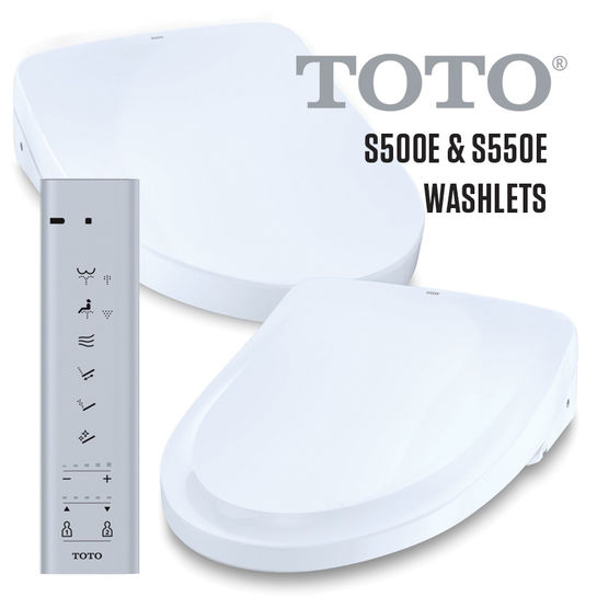 Toto Connect+ Washlet S350e