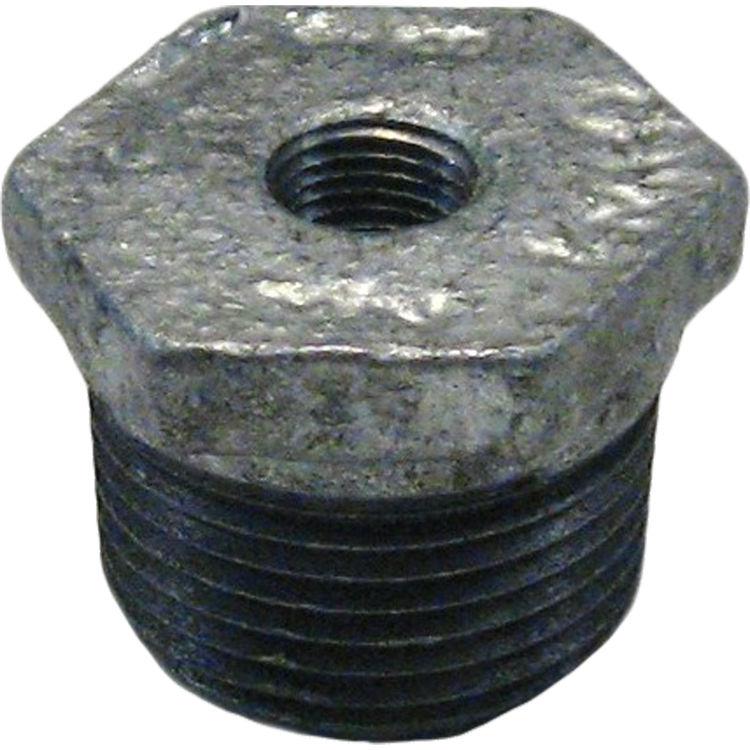 Commodity  GALB234 Galvanized Bushing, 2