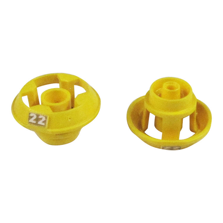 Valley  Nelson 3TN 9461-22 22/128 3000 Series Yellow Sprinkler Nozzle