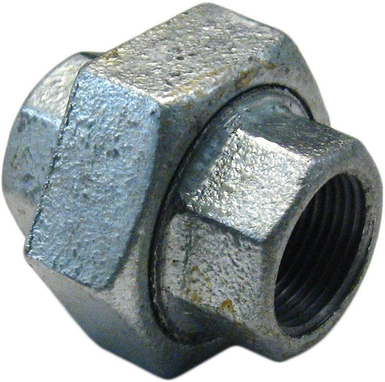 Commodity  GALU34 Galvanized Union, 3/4 Inch