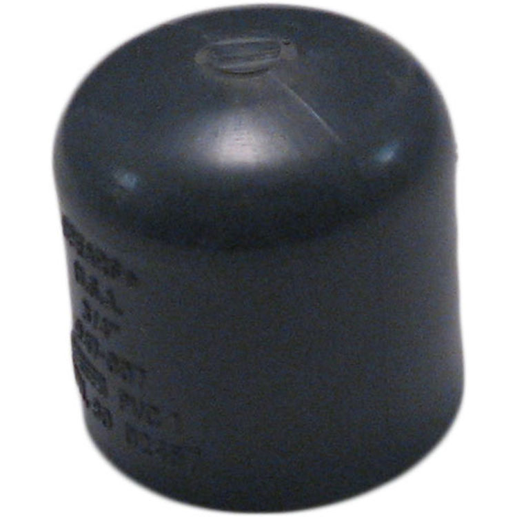 Commodity  PVC80CAP34 Schedule 80 PVC Slip Cap