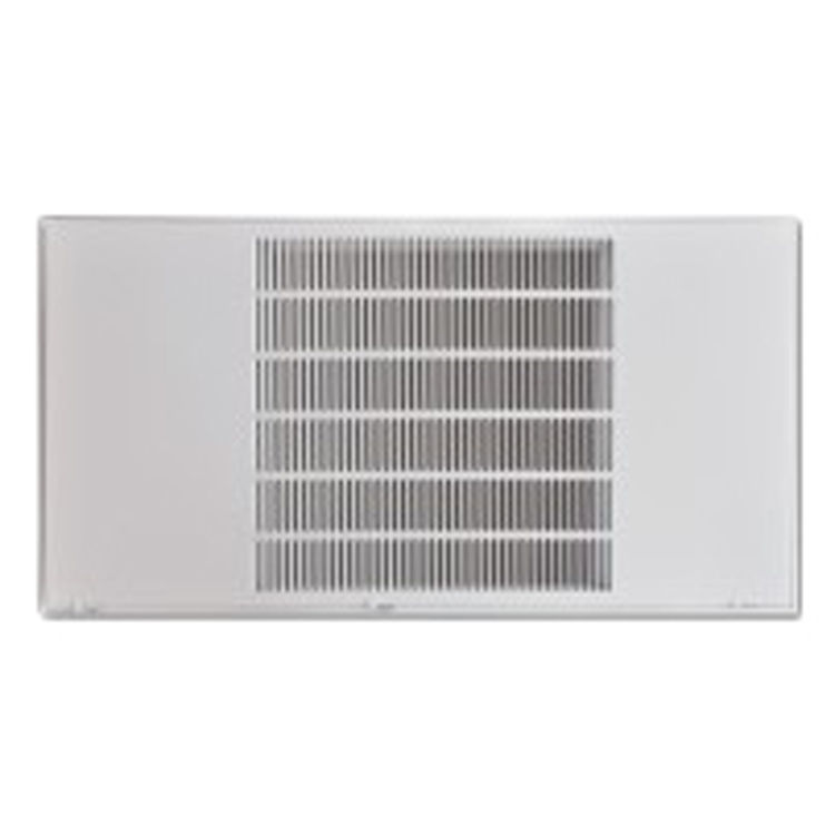 View 3 of Shoemaker FG/AD-46X20 Shoemaker FG/AD 46 in X 20 in Filter Grille Access Door In White