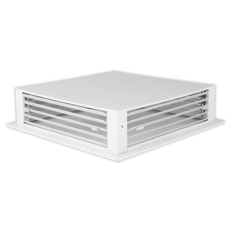 Shoemaker 400 24 Quot X24 Quot 4 Way Ceiling Diffuser Box