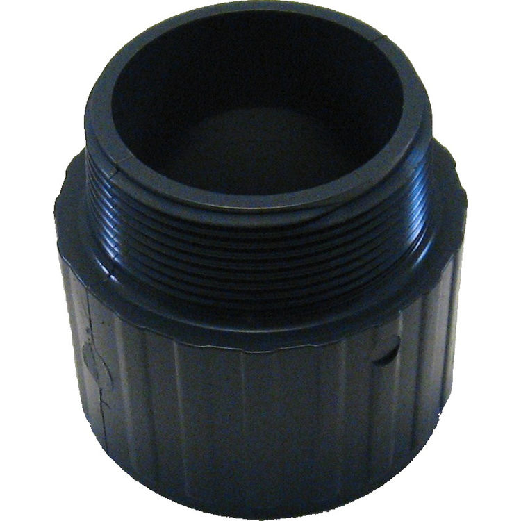 Commodity  PVC80MA2 Schedule 80 PVC Male Adapter, 2 Inch