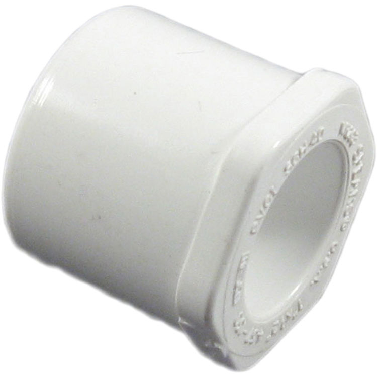 Commodity  PVCB112 Schedule 40 PVC Bushing, 1 x 1/2 Inch