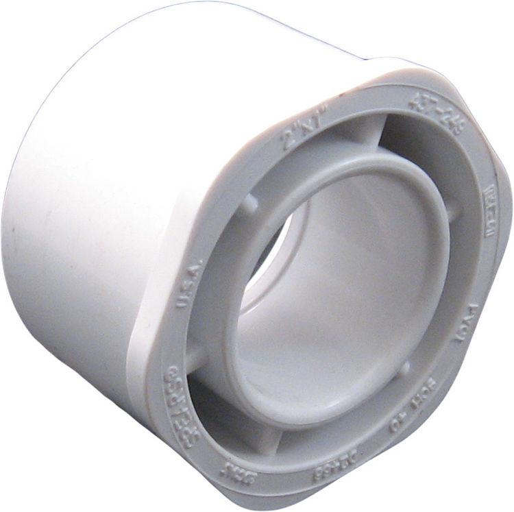 Commodity  PVCB21 Schedule 40 PVC Bushing, 2 x 1 Inch