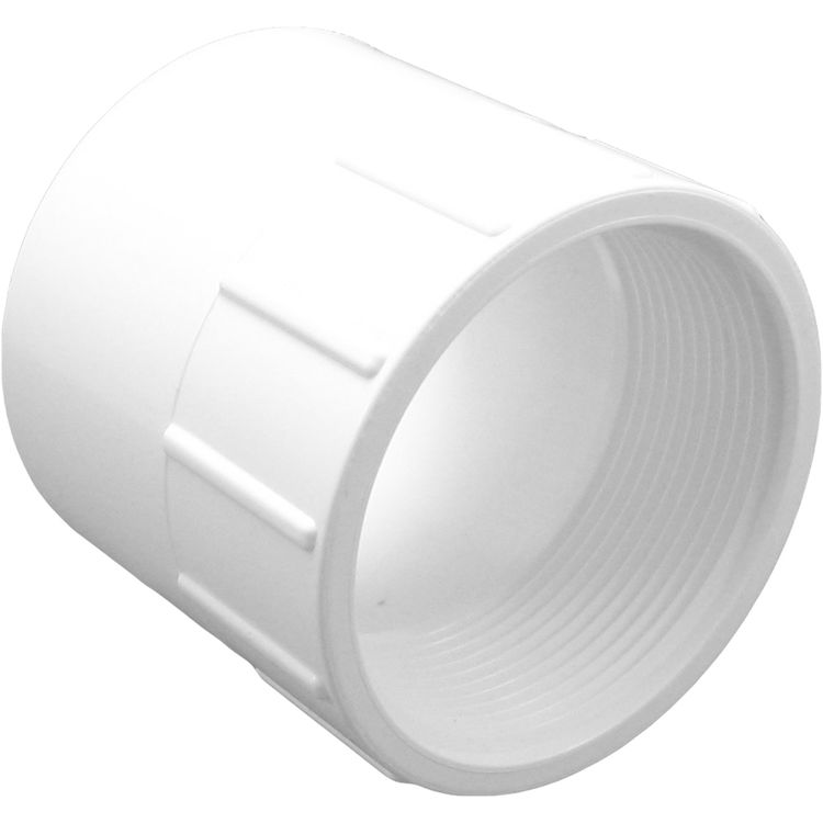Commodity  PVCFE212 Schedule 40 PVC Female Adapter, 2-1/2 Inch