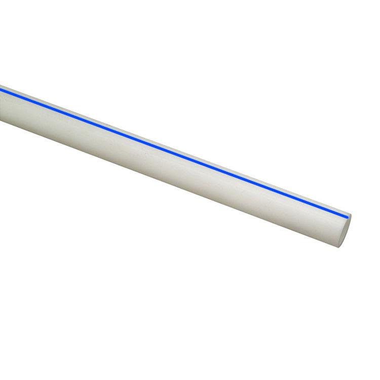 Heatlink 20228 HEATLINK 20228 1 TYPE A PEX PIPE WHITE 20' STICK - BLUE STRIPE