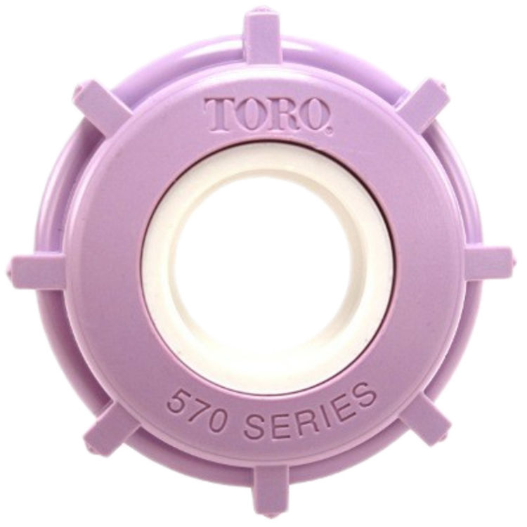 View 2 of Toro 102-1211 Toro 102-1211 570 Reclaimed Molded Cap And Seal