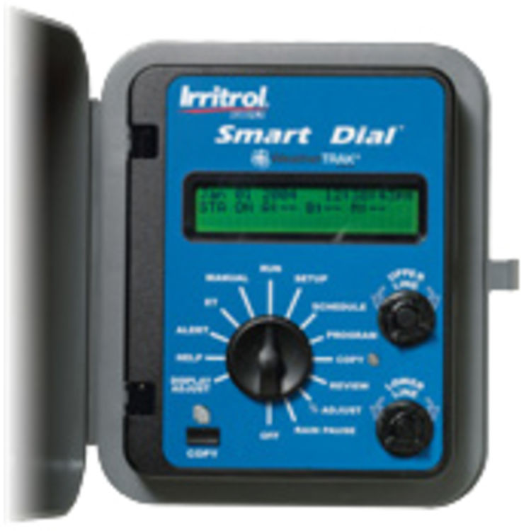 Irritrol SD900-INT Smart Dial Series 9-Station Indoor Controller