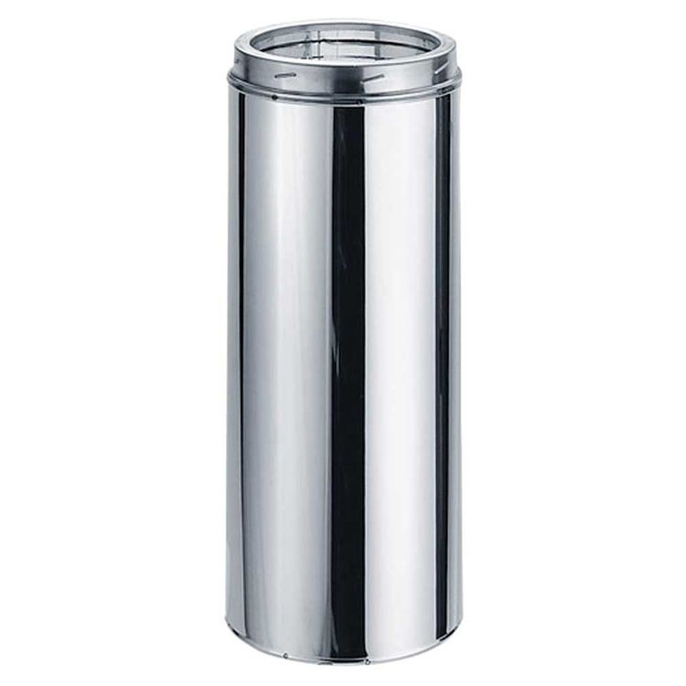 View 2 of M&G DuraVent 9406GACF DuraVent 6DT-36CF 6-Inch x 36-Inch DuraTech Galvalume Chimney Pipe
