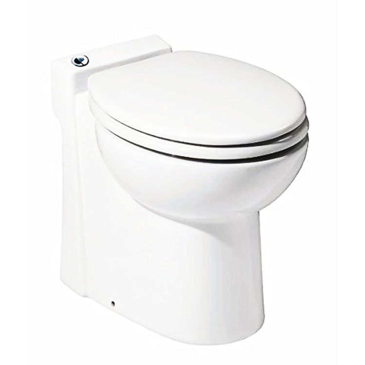 Saniflo 023 Sanicompact 48 Self Contained Toilet And
