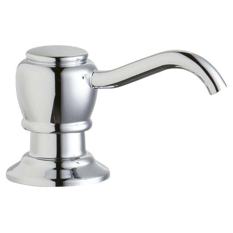 Elkay LK315CR Elkay LK315CR Chrome Soap Dispenser