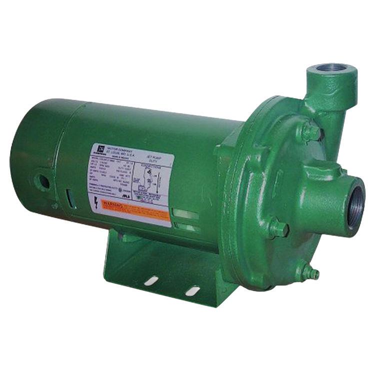 AY McDonald 6712-005 AY MCDONALD 92200 2HP 1PH 230V E.S. Thermoplastic Centrifugal Pump