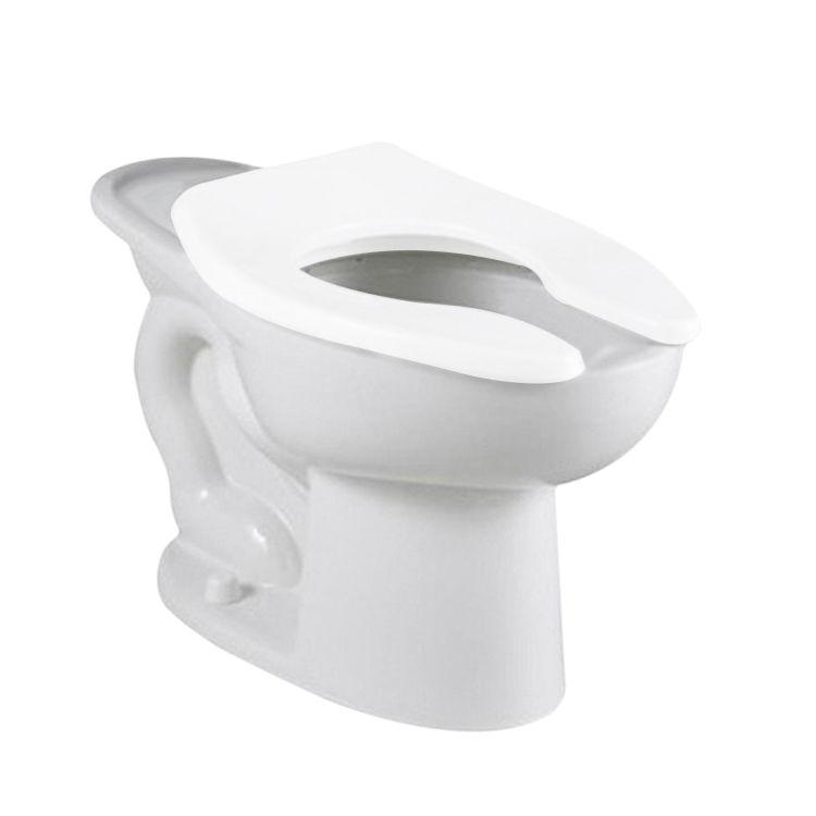 American Standard 3464.001.020 American Standard 3464.001.020 White Madera Elongated Toilet Bowl