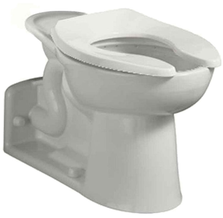 American Standard 3697.001.020 American Standard 3697.001.020 White Elongated Toilet Bowl