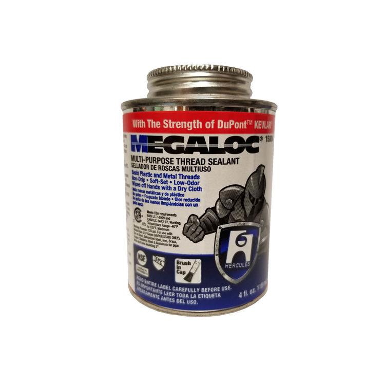Oatey  1/4 Pint Megaloc Thread Sealant