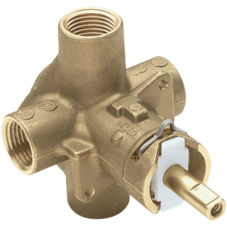 Moen 62300 Moen 62300 IPS Posi-Temp Tub & Shower Rough-in Valve
